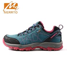 67.00$  Buy here - http://ali9ll.worldwells.pw/go.php?t=32780222261 - 2017 Merrto Women Soft Sports Footwear Shoes For Walking Breathable Outdoor Shoes Non-slip Shoe For Female Free Shipping MT18633 67.00$