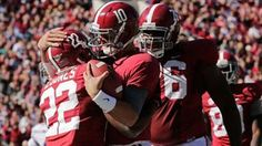 Alabama Rebounds With Dominating Win