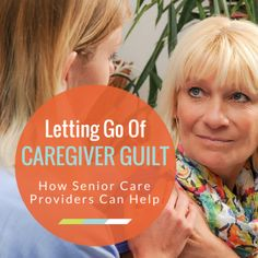 of Americans are caring for an aging loved one. Many of these family caregivers find themselves plagued with caregiver guilt - here are 5 tips to cope. Love Your Parents, Elderly Care, Personal Hygiene, Medical History, Strong Body, Medical Care, Health And Safety, Caregiver, Letting Go