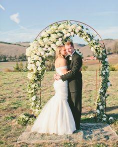 Olympia Valley wedding