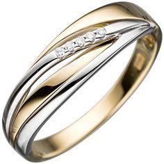 Dreambase Damen-Ring Gelbgold mit Weißgold kombiniert 14 ... https://www.amazon.de/dp/B01GQWYW8G/?m=A37R2BYHN7XPNV