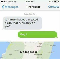 I Madagascar