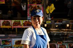 An interview with the woman behind Berkeley's most-loved food truck: Heavenly Foods