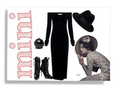 """""""Untitled #199"""" by cordelia-fortuna ❤ liked on Polyvore featuring TIBI, Gucci, Giuseppe Zanotti and MiniBag"""