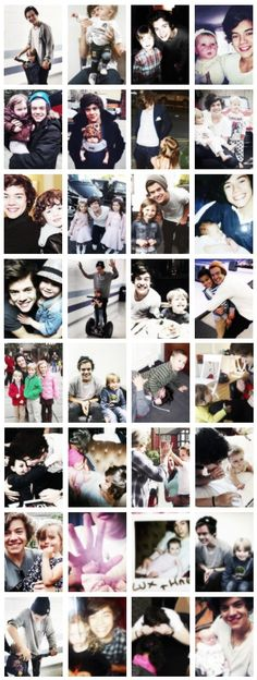 People need to stop giving Harry children>>> No they definatley don't...