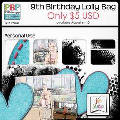 Lolly Bag 3 - PU {by Jen Yurko}