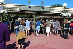 """Disney Done Right: Get it Together...Don't be """"that guy"""" at the Bag Check"""