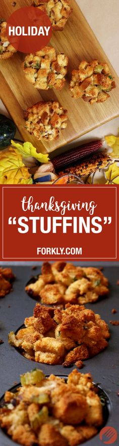 I'm not sure how your family does the holiday feasts, but in our home – stuffing was king. It wasn't just inside of the turkey, but also an entire...