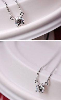 Parure collier et Boucles d'oreilles plaqué or blanc et cristal autrichien - CRISTAL/Parures -  www.mariebelle.fr