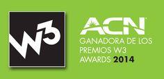 ACN Recibió 6 Premios W3 En La Novena Competencia Anual Que Reconocen La Excelencia y Creatividad.