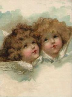 Děti Tarot, Angels, Painting, Angel, Painting Art, Paintings, Painted Canvas, Drawings, Angelfish