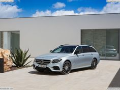 Mercedes-Benz E-class Estate (2017)