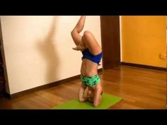 Lotus Position, Padmasana without Using Your Hands with Kino MacGregor