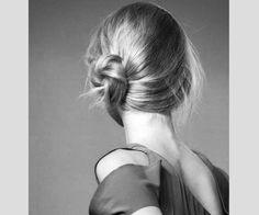 Penteados despenteados para levar a um casamento