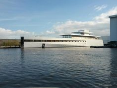 What do you think of Steve Jobs' Yacht? Sleek and cool, yes -- but maybe lacking in the romance of yachting.