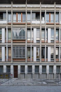 Oswald mathias ungers wohnhaus mozartstra e wuppertal - British institute milano porta venezia ...