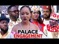 PALACE ENGAGEMENT Full Season 9&10 - NEW MOVIE Onny Michael/Chinenye Uba...