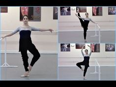 Ballet Barre Workout for Turnout | If the Pointe Shoe Fits...