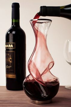 19 Essentials For The Ultimate Home Bar #refinery29 Conundrum Decanter from Firebox