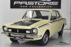 Ford Corcel GT 1977 . Pastore Car Collection              Ford Corcel GT…
