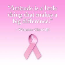 Your attitude is half the battle... #inspiration #quotes #cancer #cancersurvivor #cancersucks #strong #tagsforlikes
