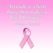 Your attitude is half the battle... #inspiration #quotes #cancer #cancersurvivor #cancersucks #strong #tagsforlikes