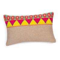 CHANDANA cotton cushion, ...
