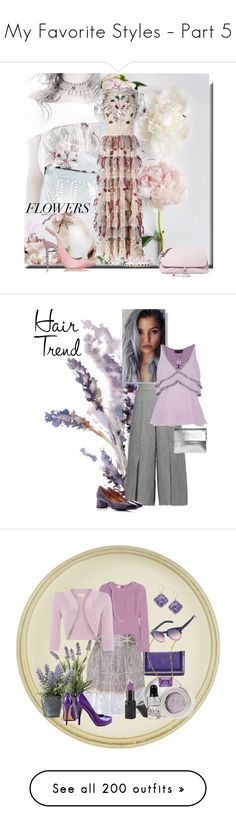 """""""My Favorite Styles – Part 5"""" by cuteprismgirl ❤ liked on Polyvore featuring Valentino, Sophia Webster, Bottega Veneta, LE VIAN, Burberry, Michael Aram, Proenza Schouler, Emporio Armani, Boohoo and Aquatalia by Marvin K."""