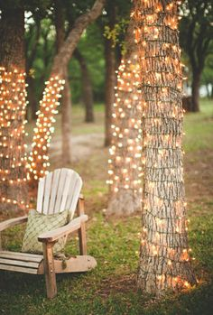{ #Lovely #Lights From The Ultimate Summer Soirée - #Luxe Blog}