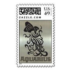 Aquarius Water Bearer Silhouette & Metallic Effect Postage http://www.zazzle.com/aquarius_water_bearer_silhouette_metallic_effect_postage-172738026619370108?rf=238194283948490074&tc=pfz #zodiac #astrology #metallic #silver #astrological #symbol #aquarius #aquarian #waterbearer #aquariuswaterbearer #aquarianwaterbearer #postage #zazzle