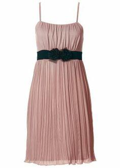 #pink bride maid #dress #bonprix