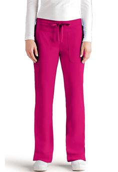 """Grey's Anatomy Signature Series Women's Scrub Pant """"Callie"""" #2207. Super cute low rise waist, cargo style scrub pant. FREE SHIPPING on qualifying orders.  Buy Now: http://www.nationalscrubs.com/Grey-s-Anatomy-Women-s-Scrub-Pant-Callie-p/bc2207.htm"""