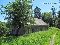 szlaki i bezdroża: Góry Opawskie - leśniczówka na Anusi