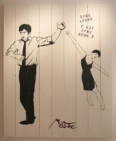 MISS_ TIC _French Artiste _street art