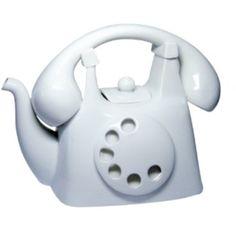 Telefon alakú teáskanna hatos számrendszerben