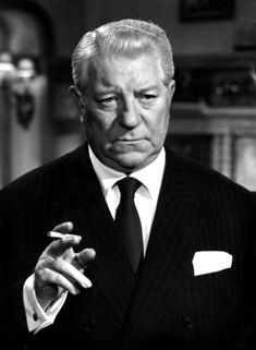 Jean Gabin, time is coming fast! Hollywood Stars, Old Hollywood, Jean Gabin, Delon, Martin Scorsese, Stanley Kubrick, Alfred Hitchcock, Black And White Portraits, Artistic Photography