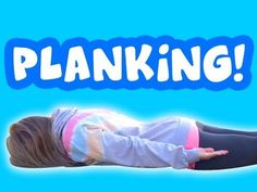 """Planking. """"Now that's a challenge....NOT!"""""""