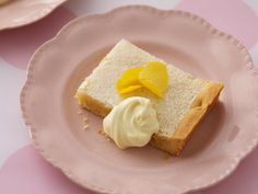 Lemon coconut slice, coconut recipe, brought to you by Australian Table