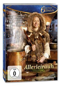 Allerleirauh - Sechs auf einen Streich - ARD Märchen: Amazon.de: Henriette Confurius, Andre Kaczmarczyk, Adrian Topol, Nina Gummich, Gabriel...