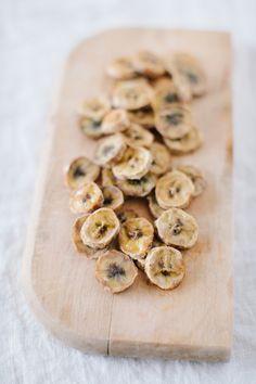 banana chips recipe! Easy #bananachips howto