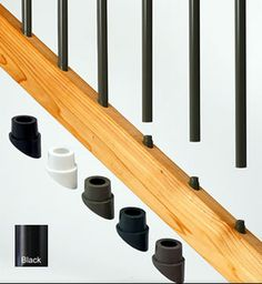 Best Stair Connectors For Round Balusters By Deckorators Deck 640 x 480
