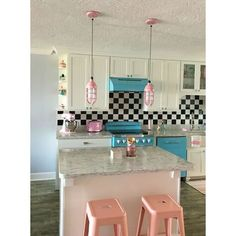 Casa Retro, Retro Home, Dream Home Design, Home Interior Design, Aesthetic Room Decor, Dream Decor, Dream Rooms, Cool Rooms, House Rooms