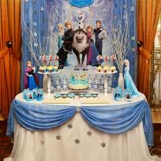 """Frozen for little princess"" - ""Frozen"""