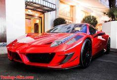 Ferrari Italia 458 - awesome