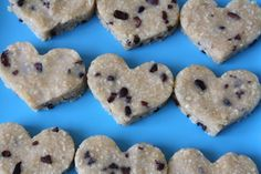 Raw Coconut Chocolate Chip Cookies