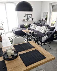 Living Room Decor Cozy, Boho Living Room, Small Living Rooms, Home Room Design, Home Interior Design, Living Room Designs, Apartment Living, Room Kitchen, Holland