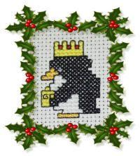 christmas cross stitch patterns | Free Christmas cross stitch charts