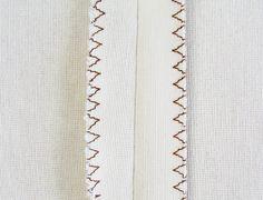 Remates de costura sencillos | Betsy Costura remate universal utilizado para pulir los bordes de un tejido.