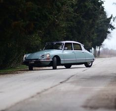 Why the Citroën DS is still the ultimate luxury car, now live on Petrolicious.com • #DriveTastefully
