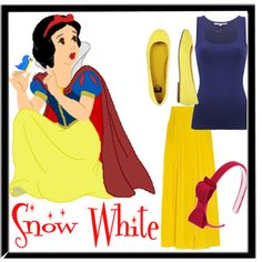 """""""Snow White"""" character set."""